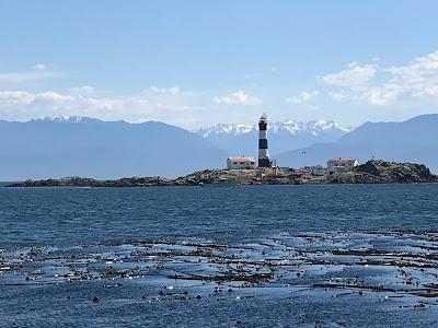 Gletscher, Inseln und Leuchttürme - pure Freiheit