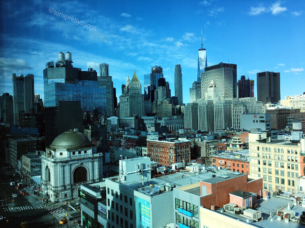 Downtown Manhattan in day - New York City - Tori's Pretty Things Blog