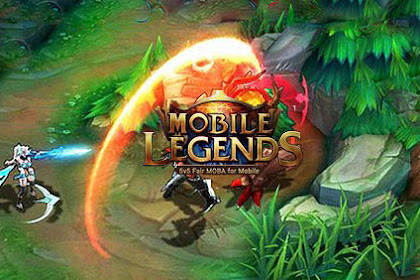 Download Game Android mirip Dota Mobile Legends Apk