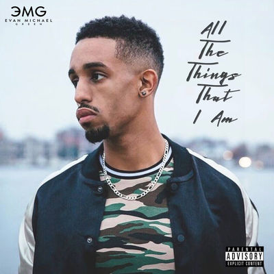 Evan Michael Green - All The Things That I Am - Album Download, Itunes Cover, Official Cover, Album CD Cover Art, Tracklist
