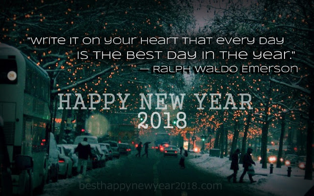 2018 Hapyy New Year eCards