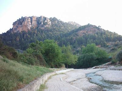 azud, assut, Matarraña, Matarranya, Beceite, Beseit 6