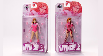 Invincible Atom Eve Action Figure by Skybound x McFarlane Toys