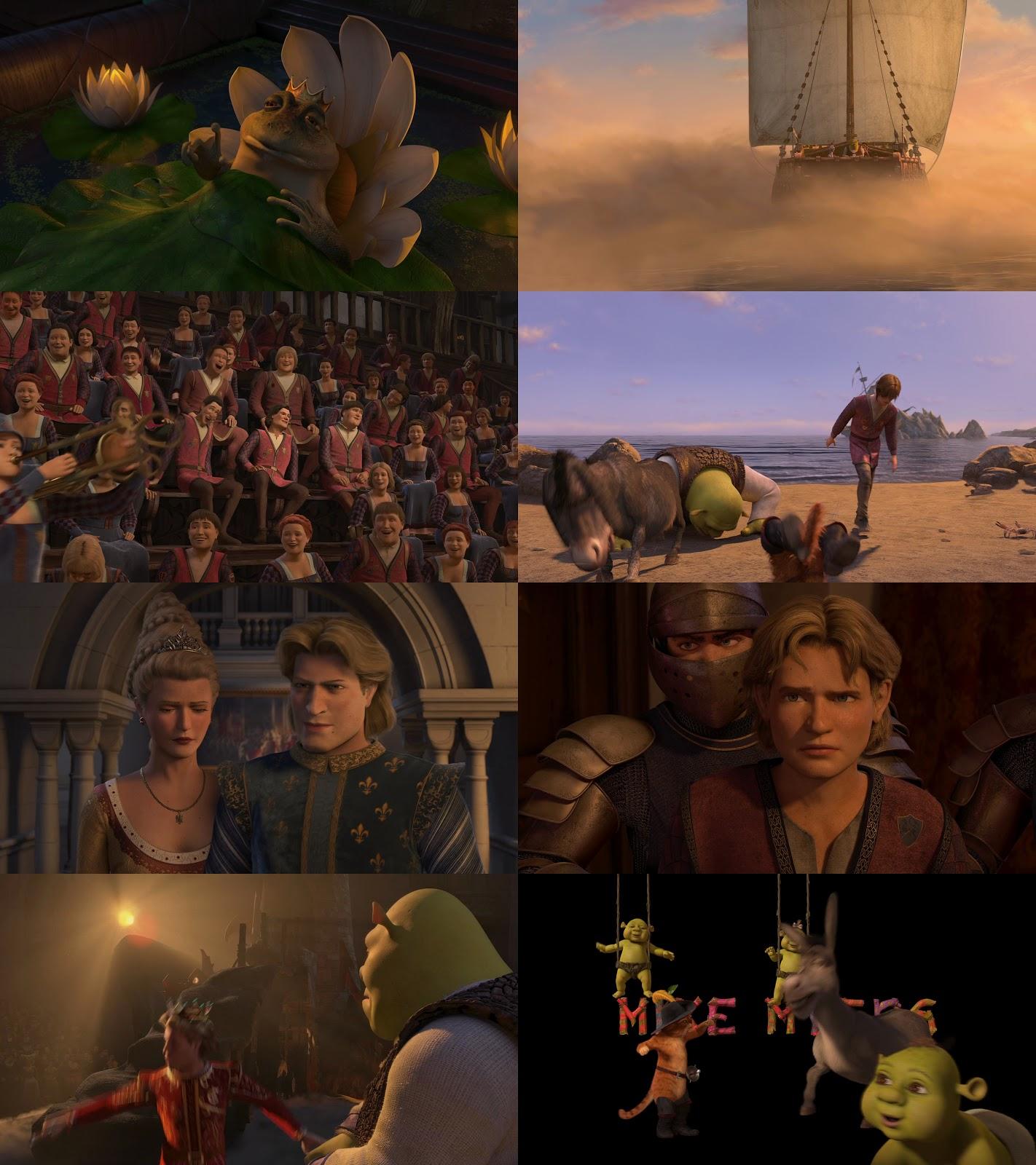 Shrek 3 [1080p] [Latino-Ingles] [MEGA] - MegaPeliculasRip