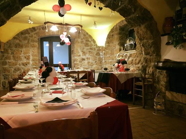 Gluten free al ristorante Le Ravicelle di Aquino