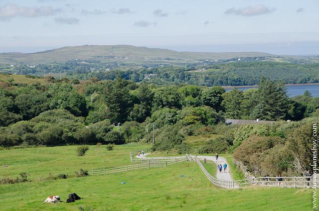 Ruta Parque Nacional de Connemara Irlanda