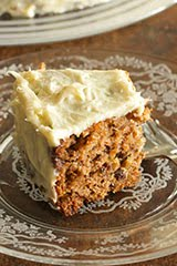 Zen and Carrot Cake