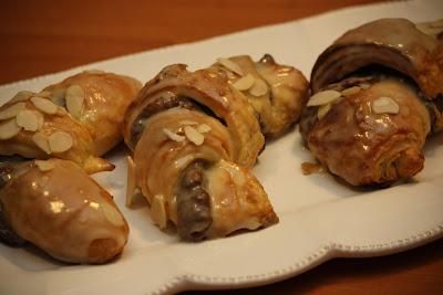 Rogale swietomarcinskie (St. Martin's Croissants)