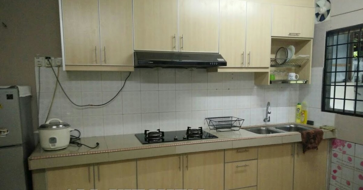 All kitchen kabinet dapur kitchen cabinet ampang for Kitchen cabinet murah 2016