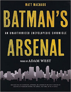 Batman's Arsenal: An Encyclopedic Chronicle Book