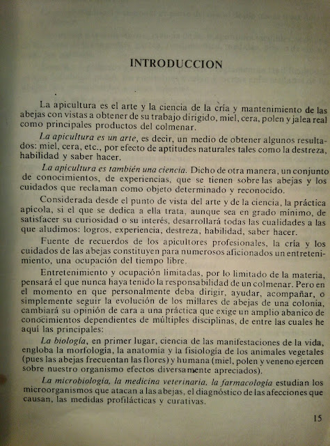 15 - La biblia del apicultor 200318 - El Apicultor Español: Actitud y Aptitud
