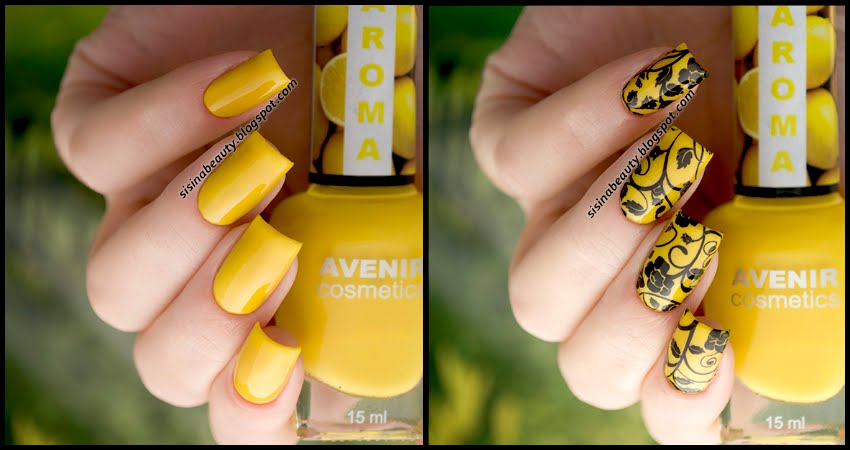 желтый дизайн ногтей 2016 фото
