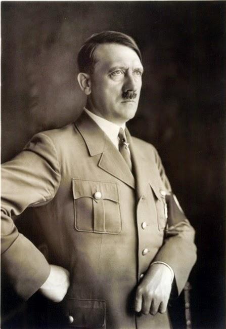 NAZI JERMAN Foto karya Heinrich Hoffmann Fotografer
