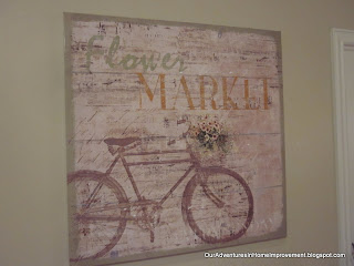 Our Adventures In Home Improvement Bicycle Art For The