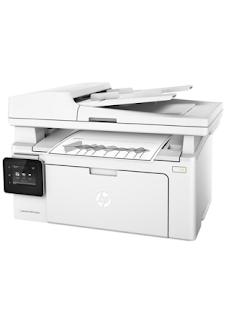 HP LaserJet Pro MFP M130fw Printer Installer Driver & Wireless Setup