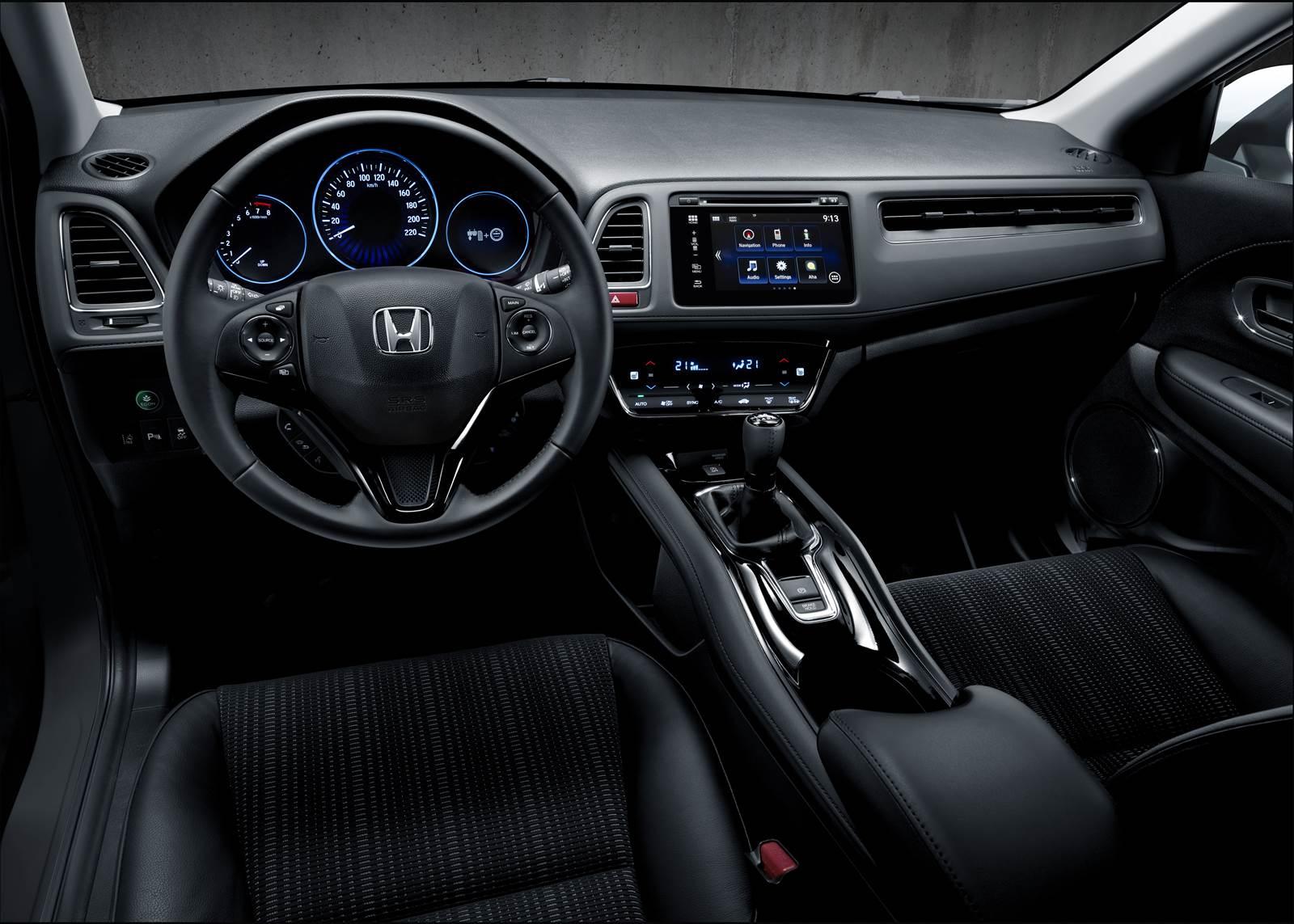 Sobre Honda HR-V Novo-Honda-HR-V-interior%2B(2)