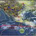 Prevén tormentas intensas desde Reynosa hasta Matamoros, Tamaulipas, y en zonas de Nuevo León