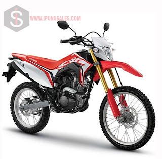 Honda-CRF150L-Extreme-Red