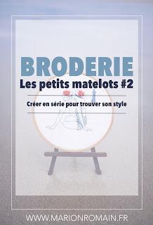 Broderie Les petits matelots #2