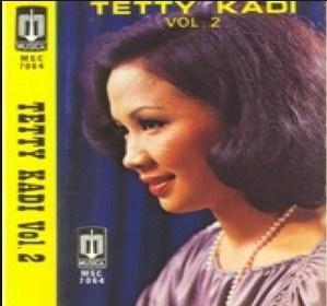 Kumpulan Full album lagu Tetty Kadi mp3 Terbaru dan lengkap