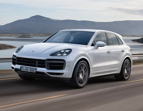 The Price Of The Car Porsche Cayenne