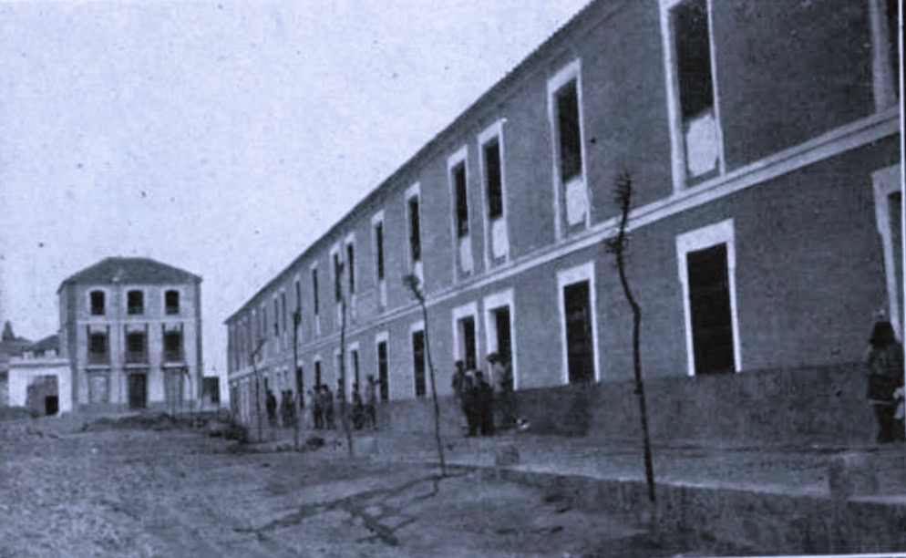 Las casas baratas 1922 antequera pinceladas de manolo - Construccion de casas baratas ...