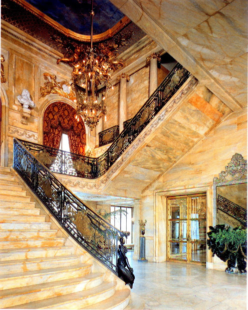 Loveisspeed. Marble House Gilded Age Mansion