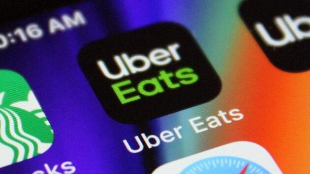 تطبيق Uber Eats