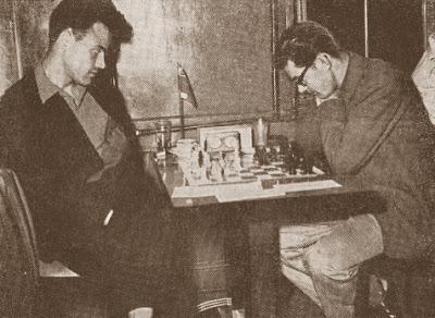 Partida de ajedrez Milko Bobotsov (Bulgaria) - Fridrik Olafsson  (Islandia)