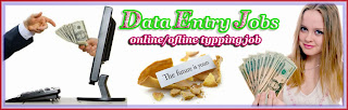 Computer Data Entry Jobs