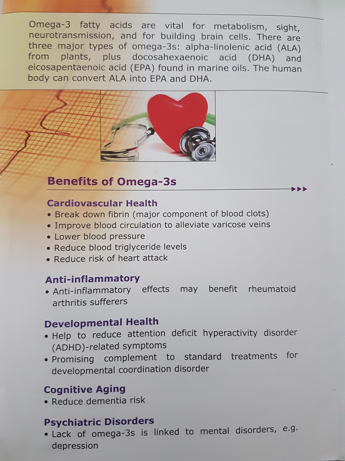 Immune super food taking omega 3 from fish oil increase for Fish oil and prostate cancer