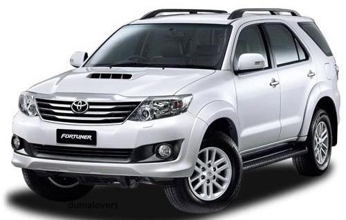 Harga Mobil Toyota Fortuner