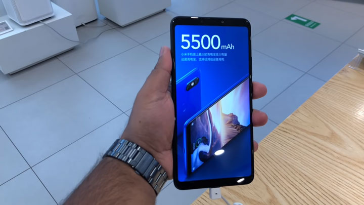 سعر و مواصفات هاتف Xiaomi Mi Max 3