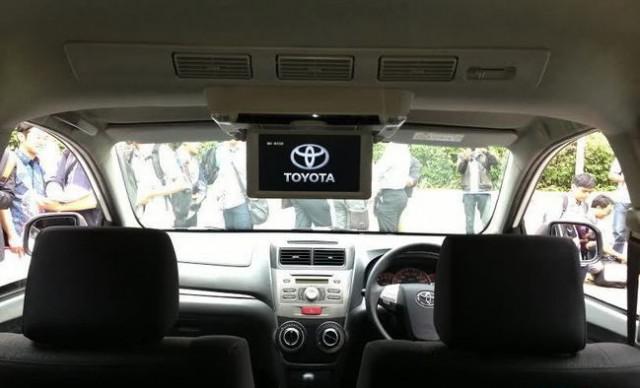 New Toyota Avanza 2015 Launcing 27 Agustus 2015