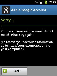 Cara Mengatasi Gagal Login Akun Google Di Samsung Galaxy Young