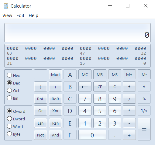 Techunboxed: How to Get Classic Calculator Back in Windows 10