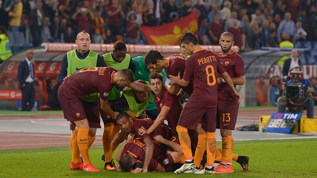 [Video] Cuplikan Gol Roma 2-1 Inter Milan (Liga Italia)