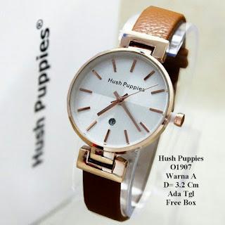 Harga Jam tangan hush puppies warna coklat