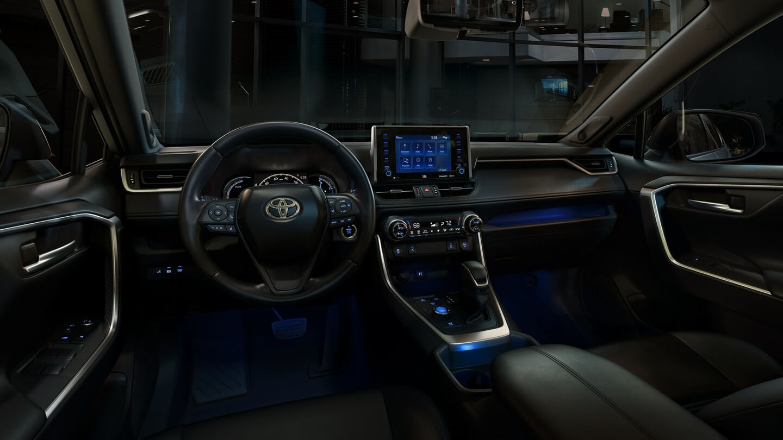 The All New Toyota RAV4 2019 Hybrid