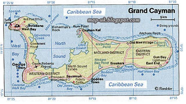 Mesmerizing image throughout printable map of grand cayman