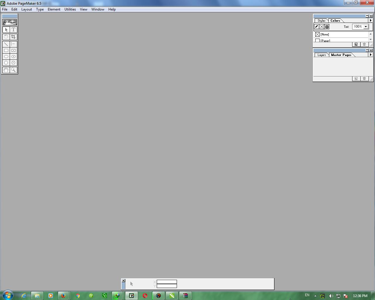 Adobe pagemaker 65 full download tutorial in hindi tools for pagemaker2b65 screen baditri Gallery