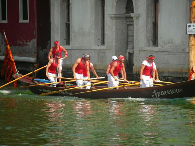 The Vogalonga, 2014, Venice