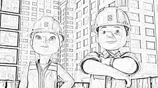 Bob the Builder coloring pages coloring.filminspector.com