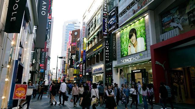 Fakta ! Hidup di Korea Selatan Tak Seindah di Serial Drama