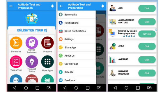 Top 5 Best Aptitude Test Preparation Apps for Android 2019