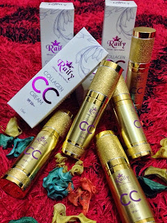 kecantikan, Collagen, Raily, CC Cream