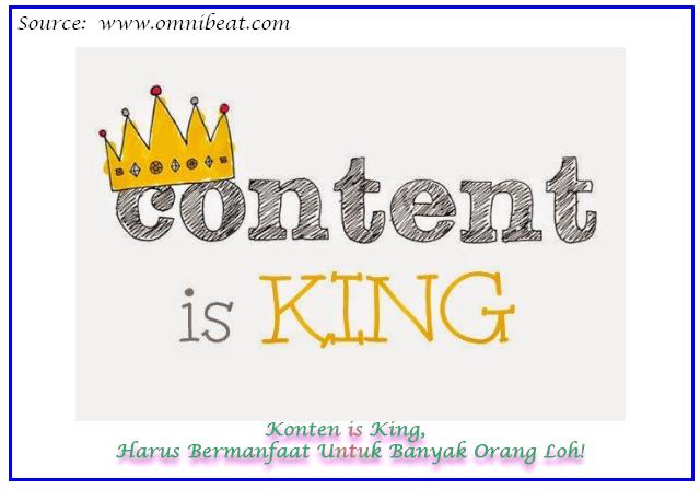 Konten is King, Konten Video Anda Harus Bermanfaat Untuk Banyak Orang Loh!