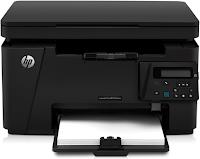 HP LaserJet Pro M126 MFP Driver Download For Mac, Windows