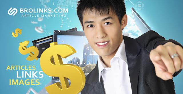 Bronlinks memberikan penghasilan online tanpa iklan