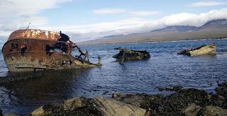 The Bunnahabhain wreck